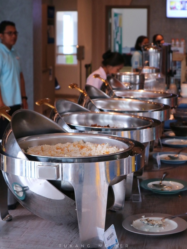 Tukang Ngider - Ibis Budget Cirebon - Breakfast (1)