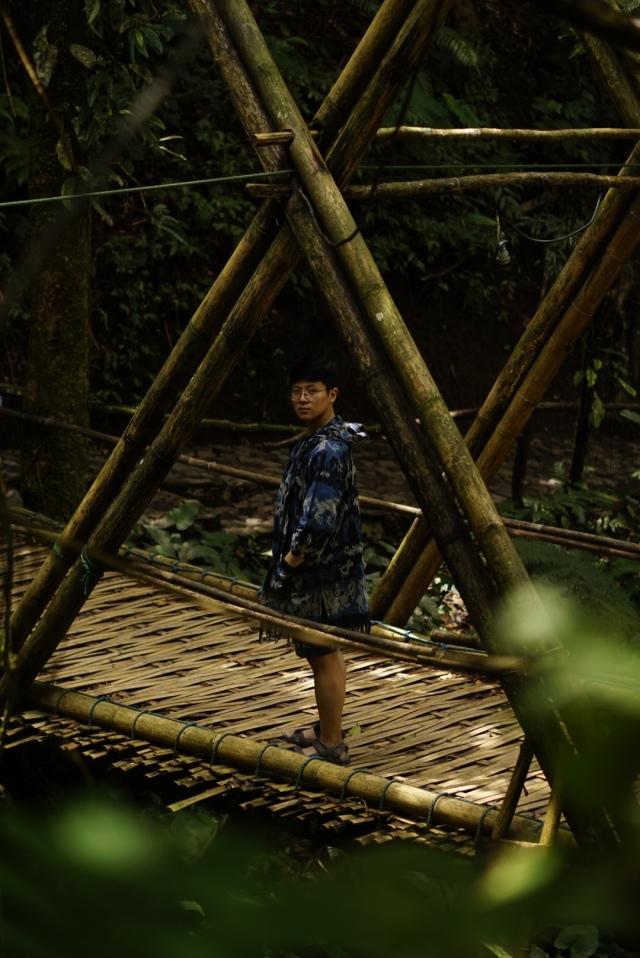 Tukang Ngider - Jembatan Gantung Situ Gunung